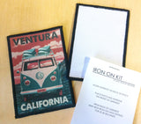 Collectable Ventura, CA Patches