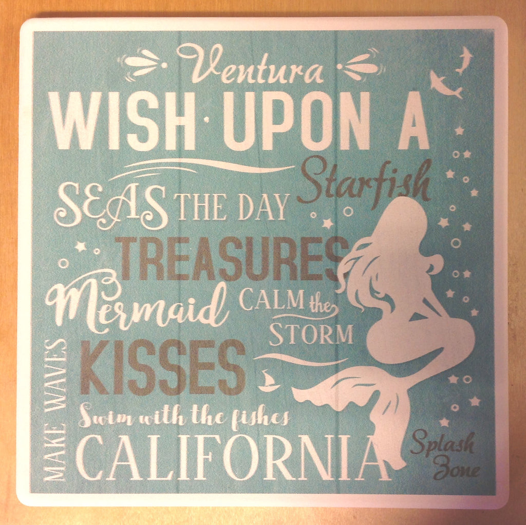 Wish Upon a Starfish Trivet