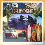 California Living Montage Coaster