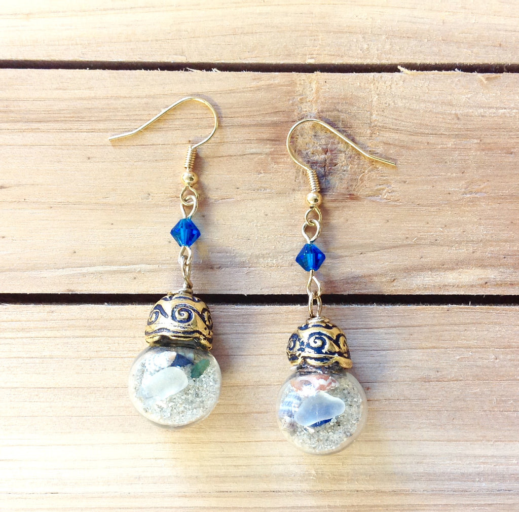 Ocean Treasure Earrings