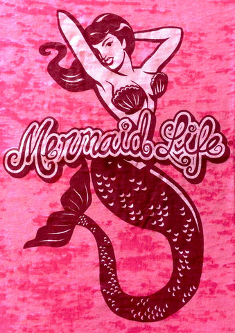 Mermaid Life T Shirt