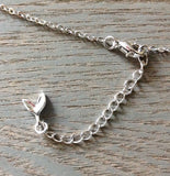 Mermaid Heart Jewel Necklace