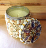 Beach Comb Candle
