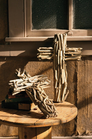 Driftwood Art Cross