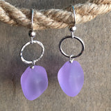 Rockin Seaglass Earrings