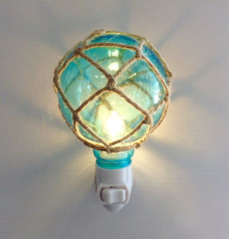 Glass Float Nightlight