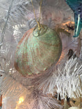 Sparkling Shell Ornament