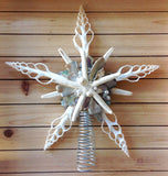 Tree Topper Shell Star