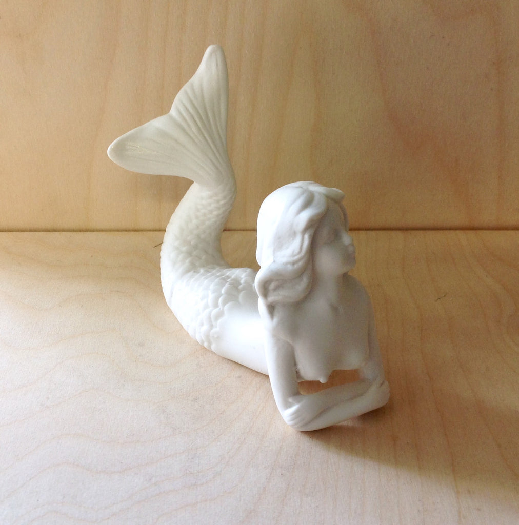 Mermaid Beauties Porcelain Figurines