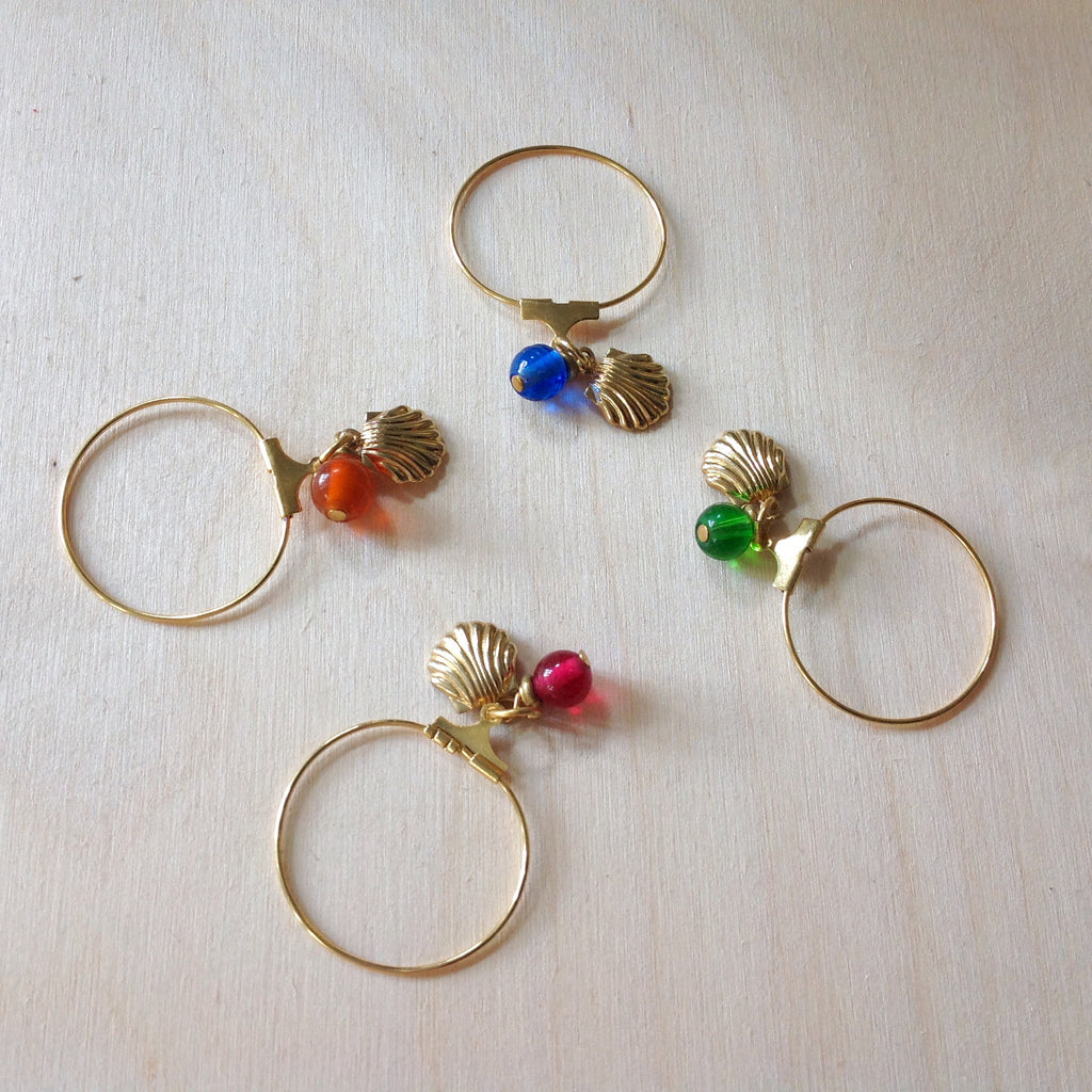 Wine Glass Charm Sets
