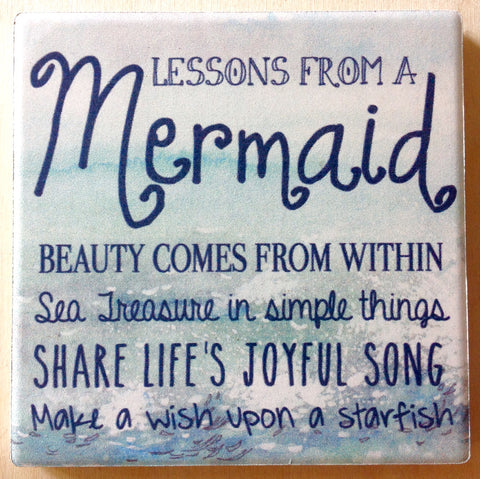 Lessons From a Mermaid Coaster