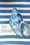 Sand & Seashells Tea Towels