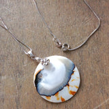 Nautilus Medallion Necklace