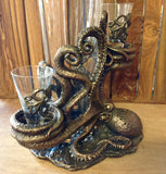 Octopus Spirit Decanter Set
