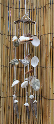 Beach Flower Wind Chime