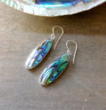 Long Board Shell Earrings