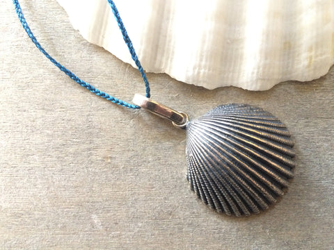 Cockle Shell Necklace