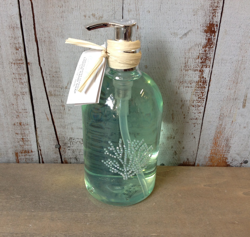 Sea-Inspired Soap Bottle
