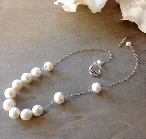 Add A Pearl Mermaid Necklace