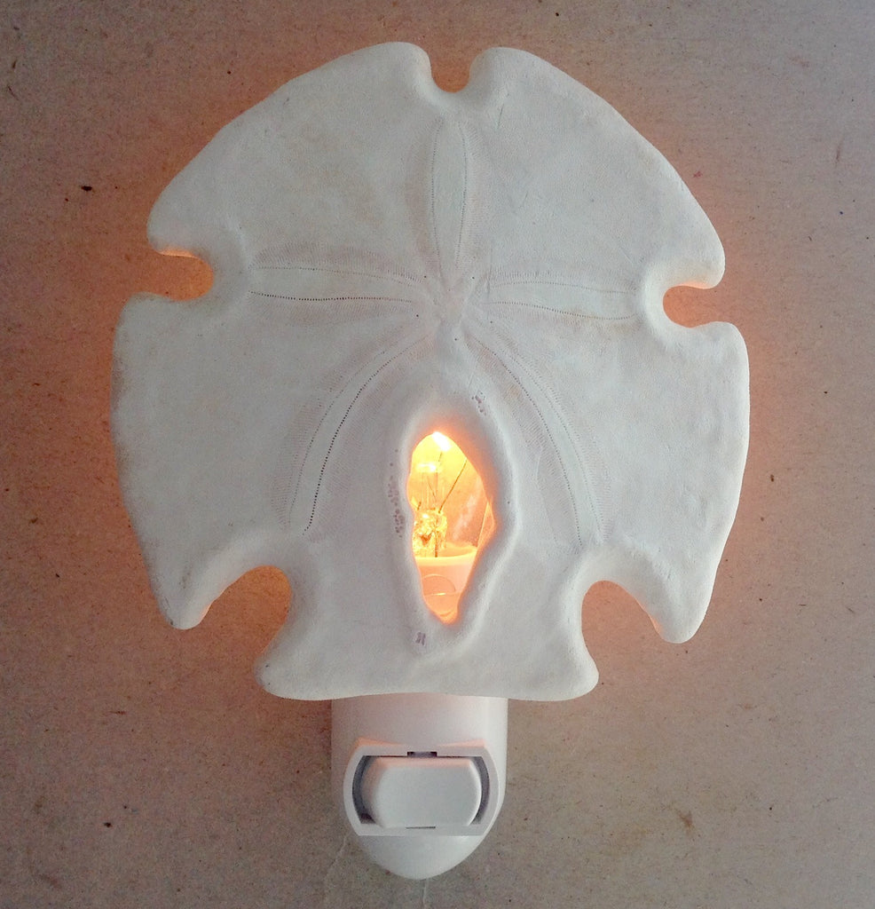 Arrowhead Sand Dollar Nightlight