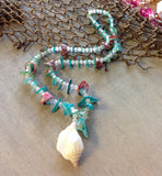 Little Mermaid Shell Leis