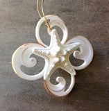 Star Swirl Ornament