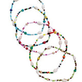 Beaded Shell Anklet