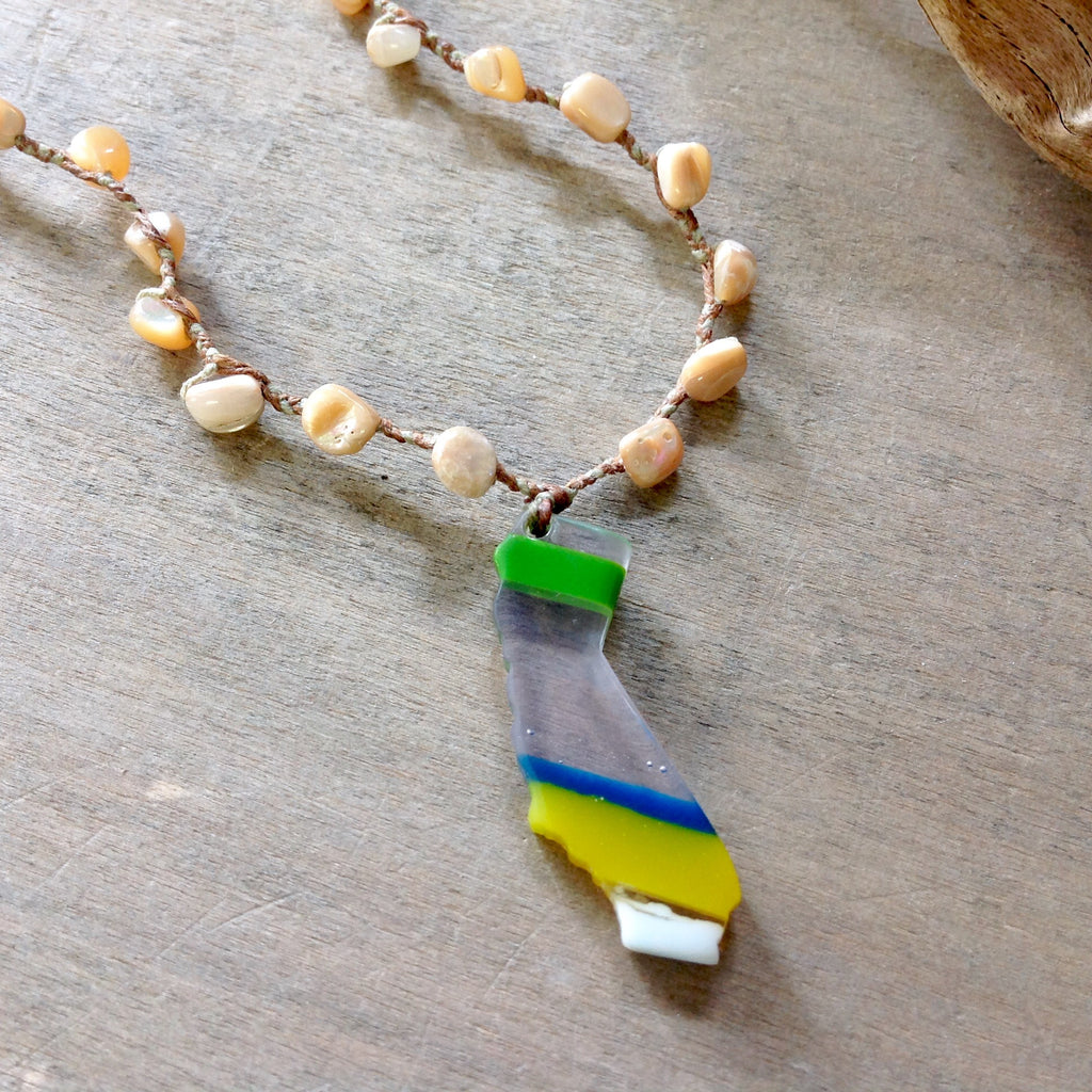 California Surf Necklace