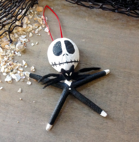 Jack Starfish Ornament