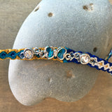 Paua Friendship Bracelet