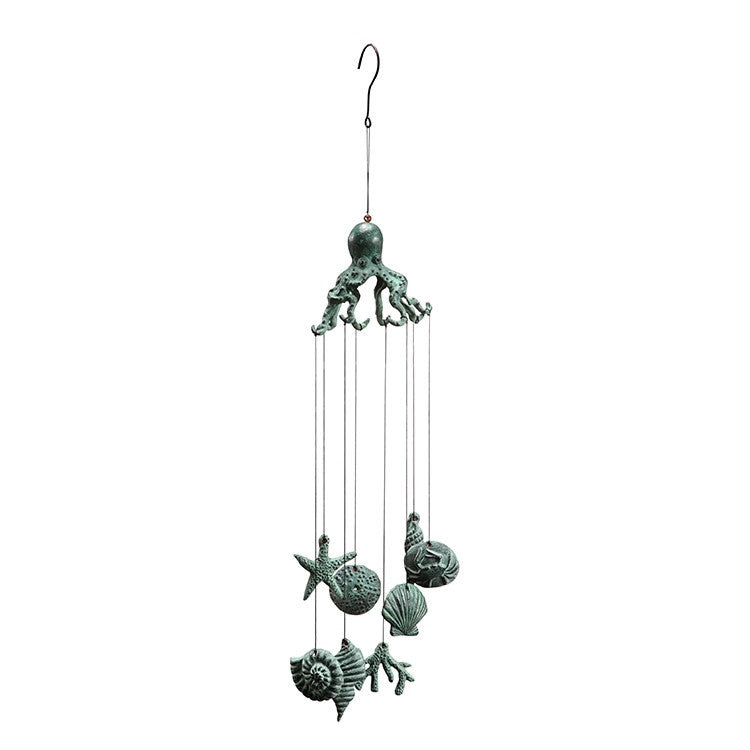 Verdi Octopus Windchime