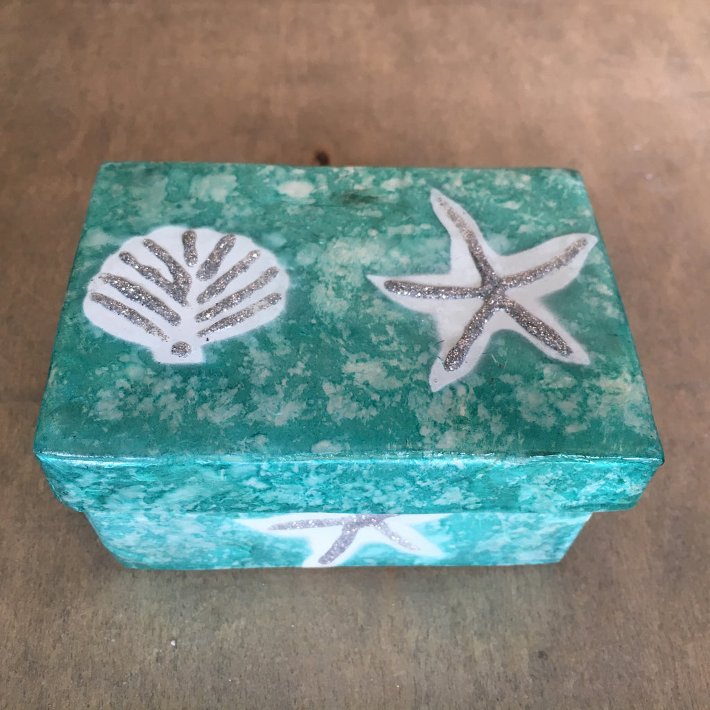 Mermaid's Treasure Box