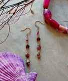 Seashell Love Earrings