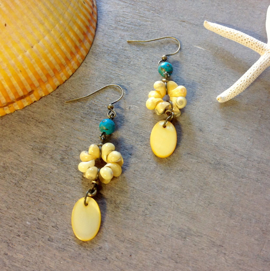 Tropical Sunshine Earrings
