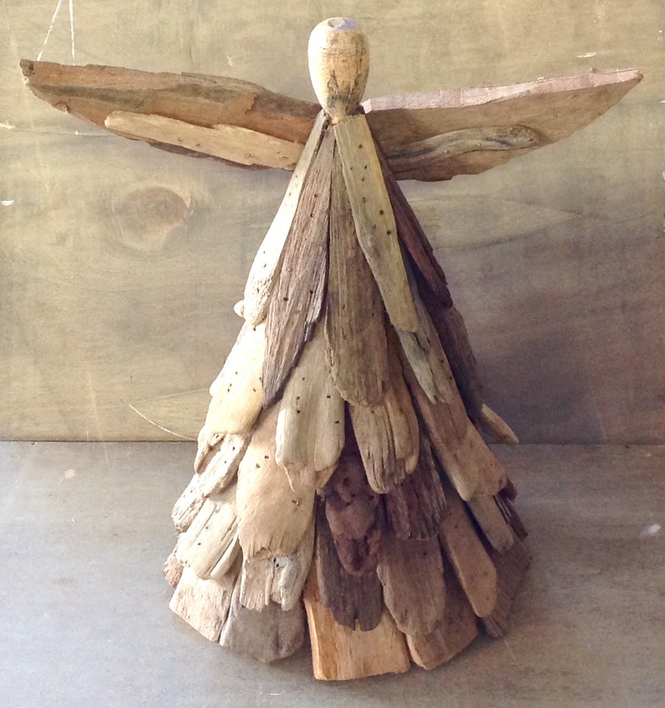 Driftwood Angel