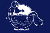 Mermaid Island Ventura T-shirt