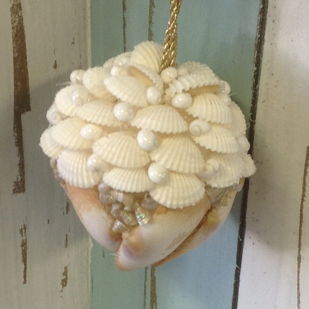 Acorn Shell Ornament