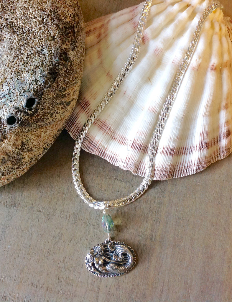 Mermaid Wave Necklace