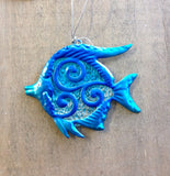 Sea Sun Catcher Ornaments