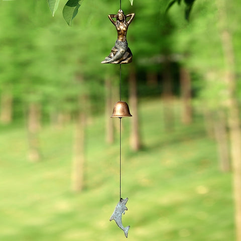 Mermaid Wind Bell