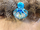 Ocean Blue Octopus Paper Weight