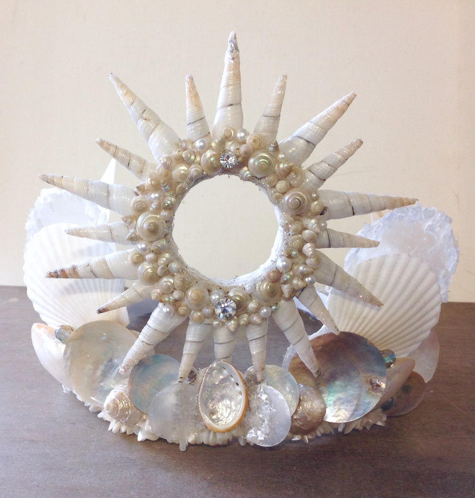Mermaid Ocean Jewel Crown