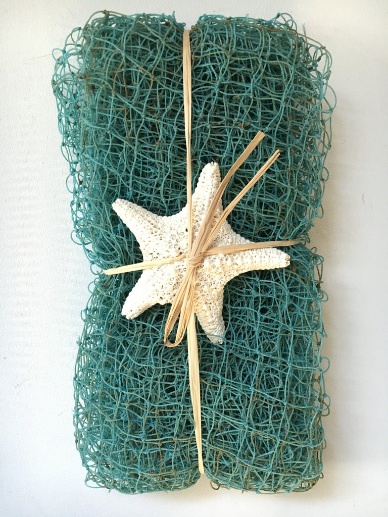 Aqua Sea Star Fishnet