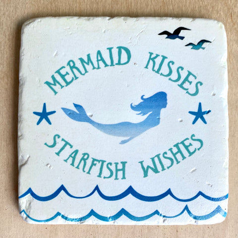 Mermaids Kisses Coaster