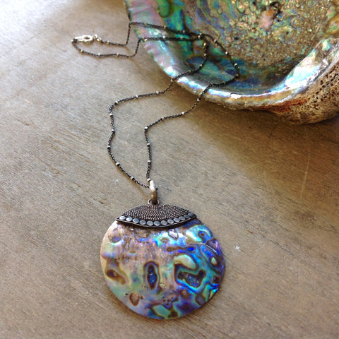 Abalone Orient Necklace