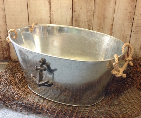 Anchor Drinks Tub