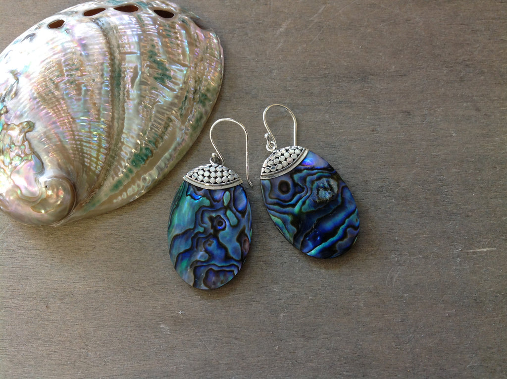 Abalone Dream Earrings