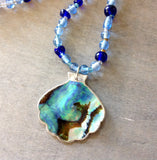 Abalone Essence of The Sea Necklace