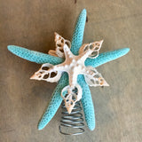 Ocean Christmas Star Tree Top