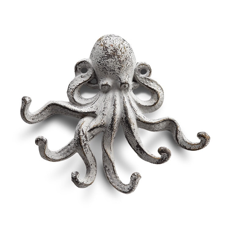 Rustic Octopus Hook
